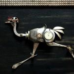 Ostrich metal