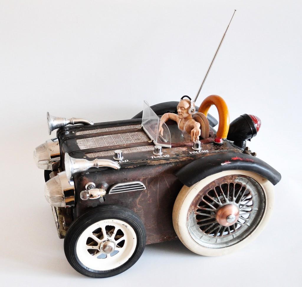 radijo kabrioletas