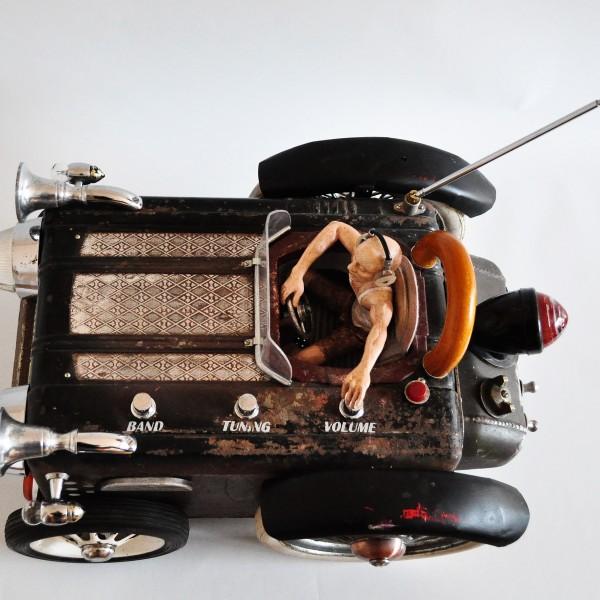 masina steampunk