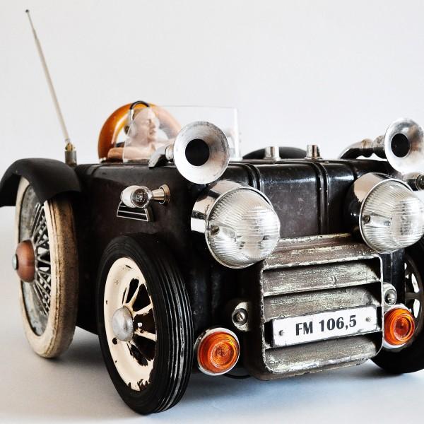 masina is radijo