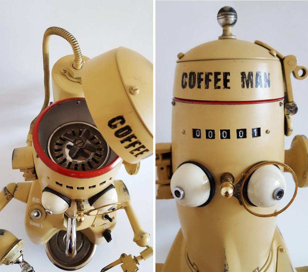 coffee man kavinukas