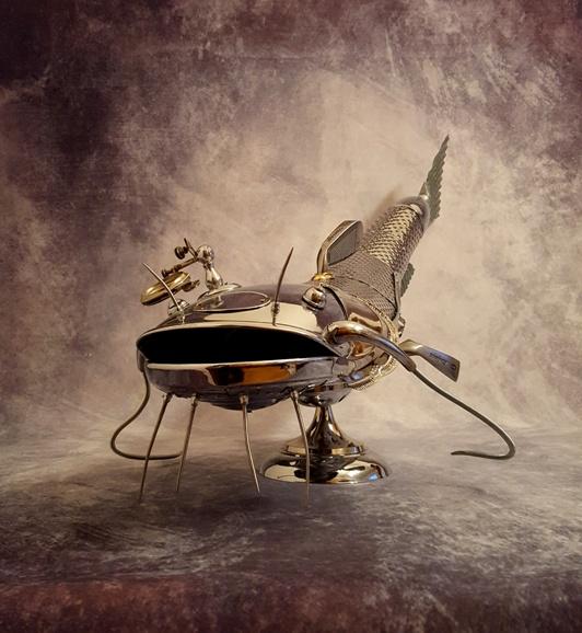 metal catfish