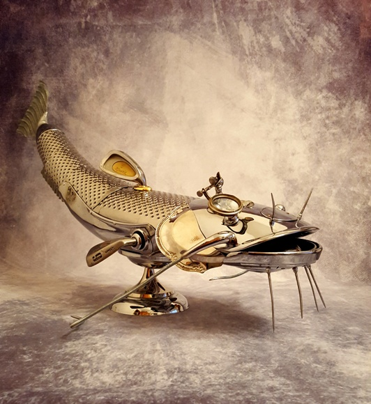 steampunk catfish