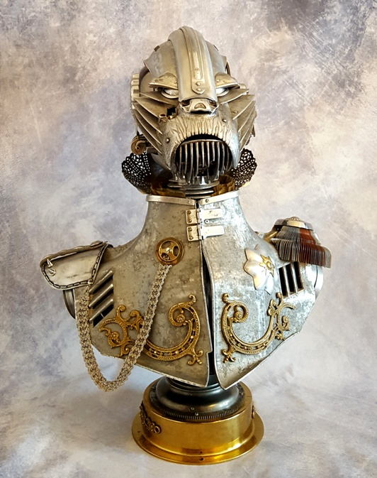 steampunk king