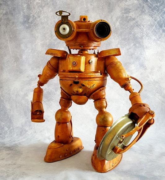 robotukas is metalo