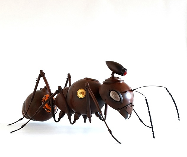 ant sculpture